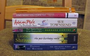 Christmas books 2010