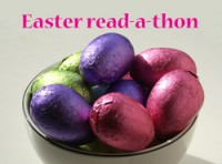 Easter Read-a-thon with Nose in a book