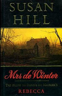 Mrs De Winter book cover