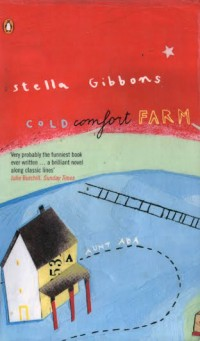cold comfort farm book cover
