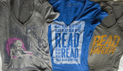 Bookish T-shirts