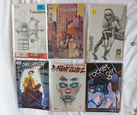 NYC comics