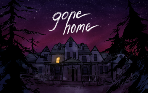 Gone Home is a narrative computer game published by Fullbright.