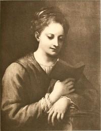 Correggio by Corrado Ricci, 1896.