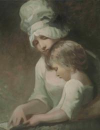 (George Romney 1734-1802)