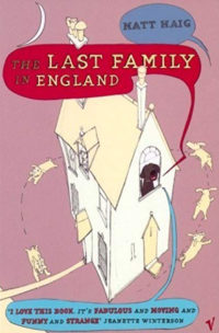 The last family in england book cover