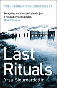 Last Rituals book cover