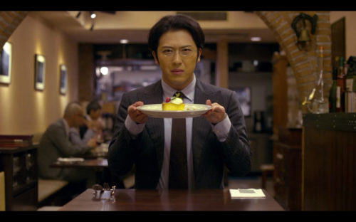 Kantaro the Sweet Tooth Salaryman still
