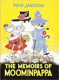 Cover of The Memoirs of Moominpappa