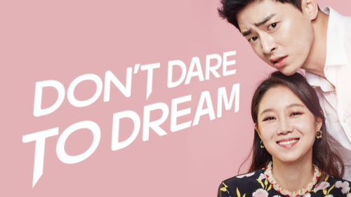 Don't Dare to Dream poster