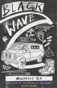 black wave cover