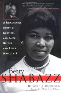 Betty Shabazz book cover