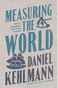 Measuring the World book cover