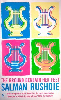 The Ground Beneath Her Feet book cover