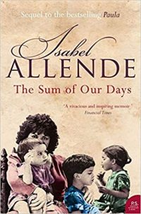 The Sum of Our Days book cover